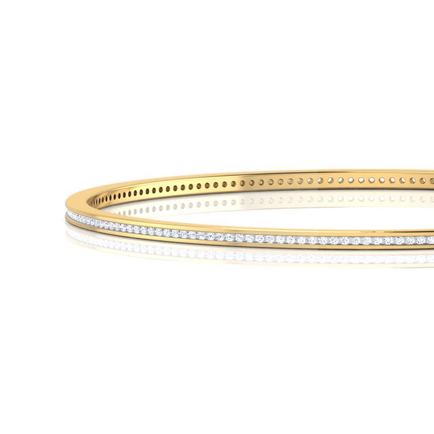 Harmony Diamond Bangle