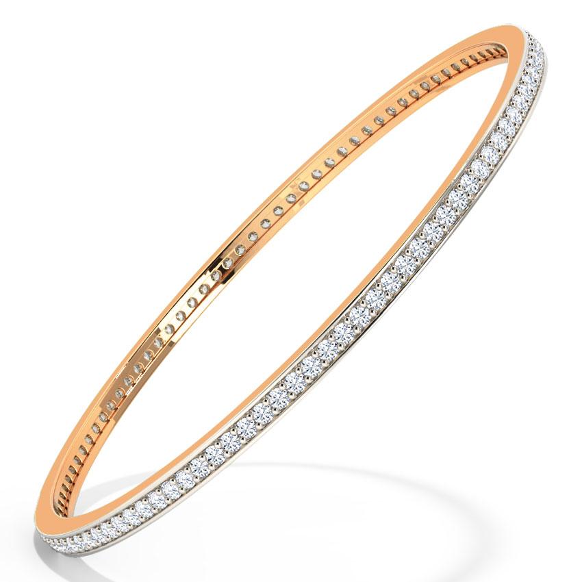 Glitter Diamond Bangle