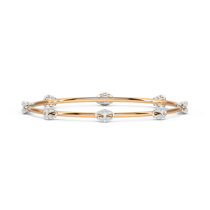 Glamorous Ornate Bangle