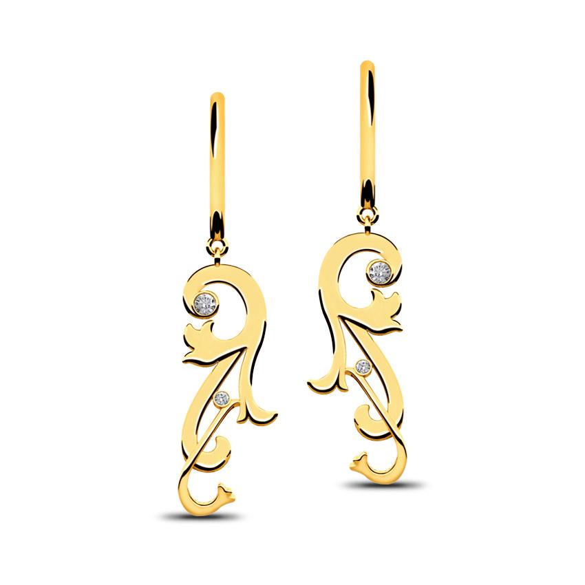 D'Vine Earrings