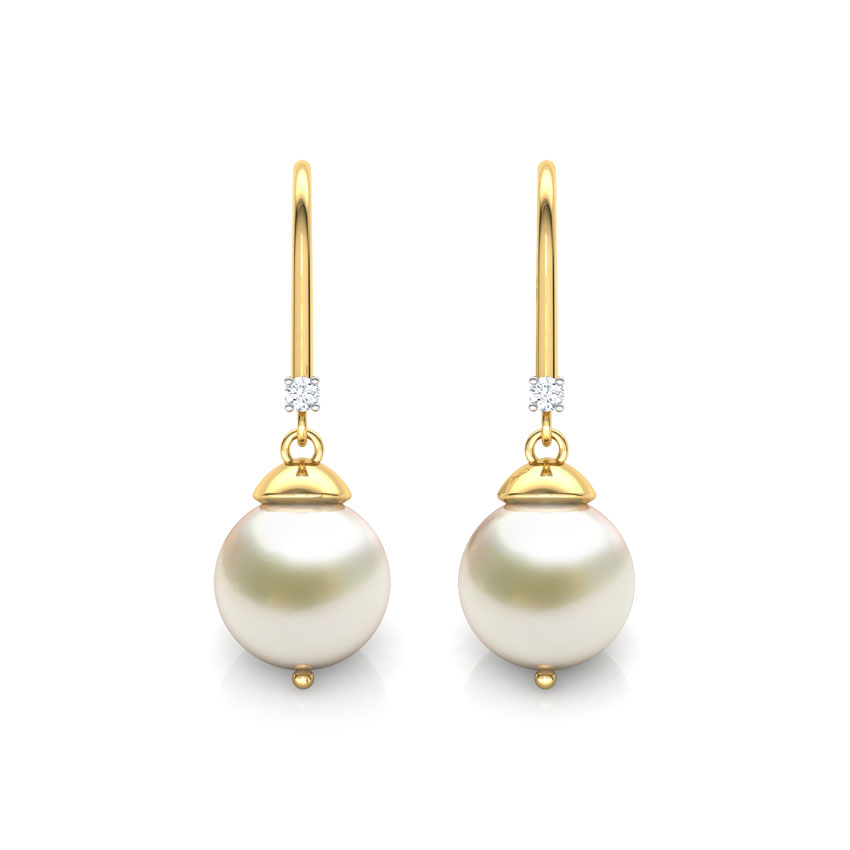 Felicity Pearl Drop Earrings
