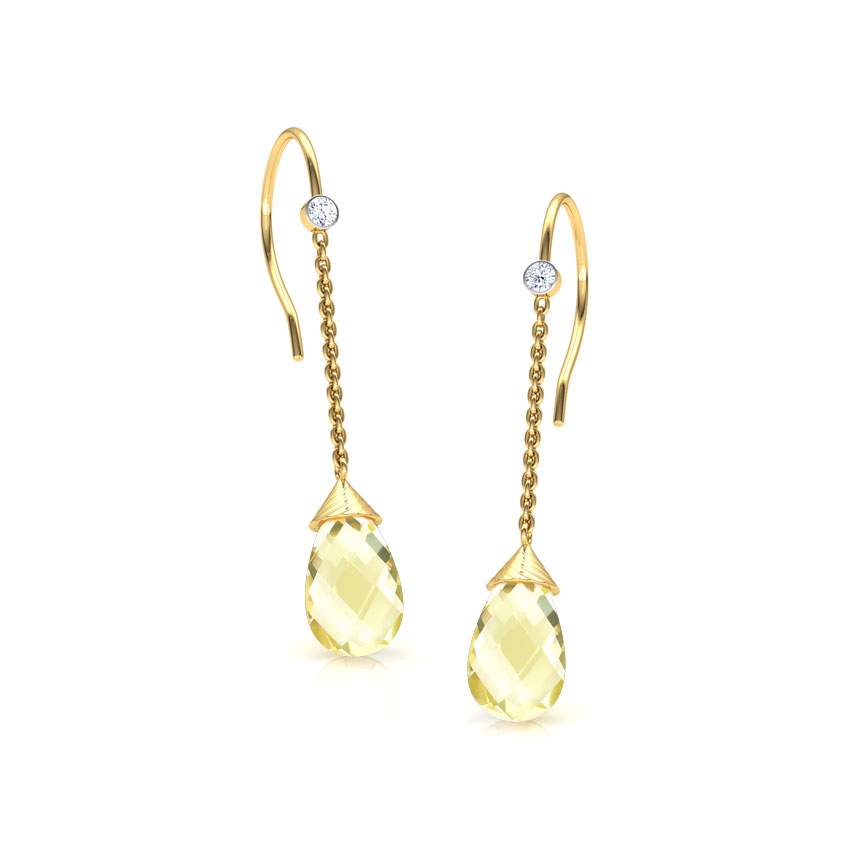 Claire Drop Earrings