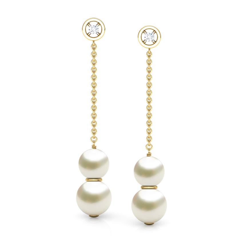 Allonge Drop Earrings