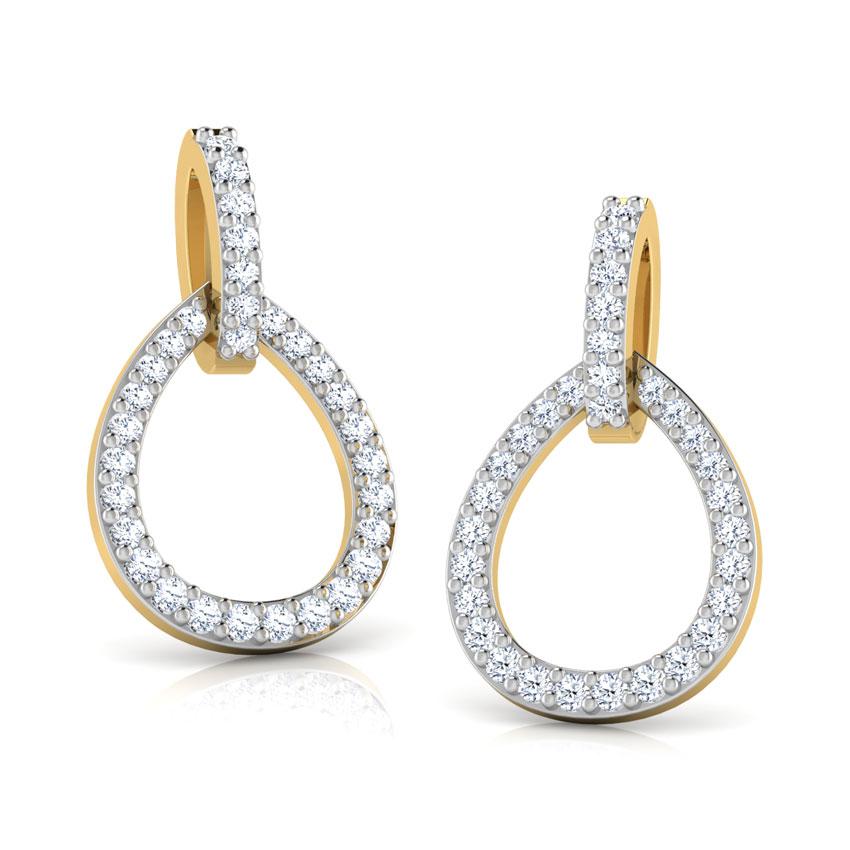 Oval Adora Earrings