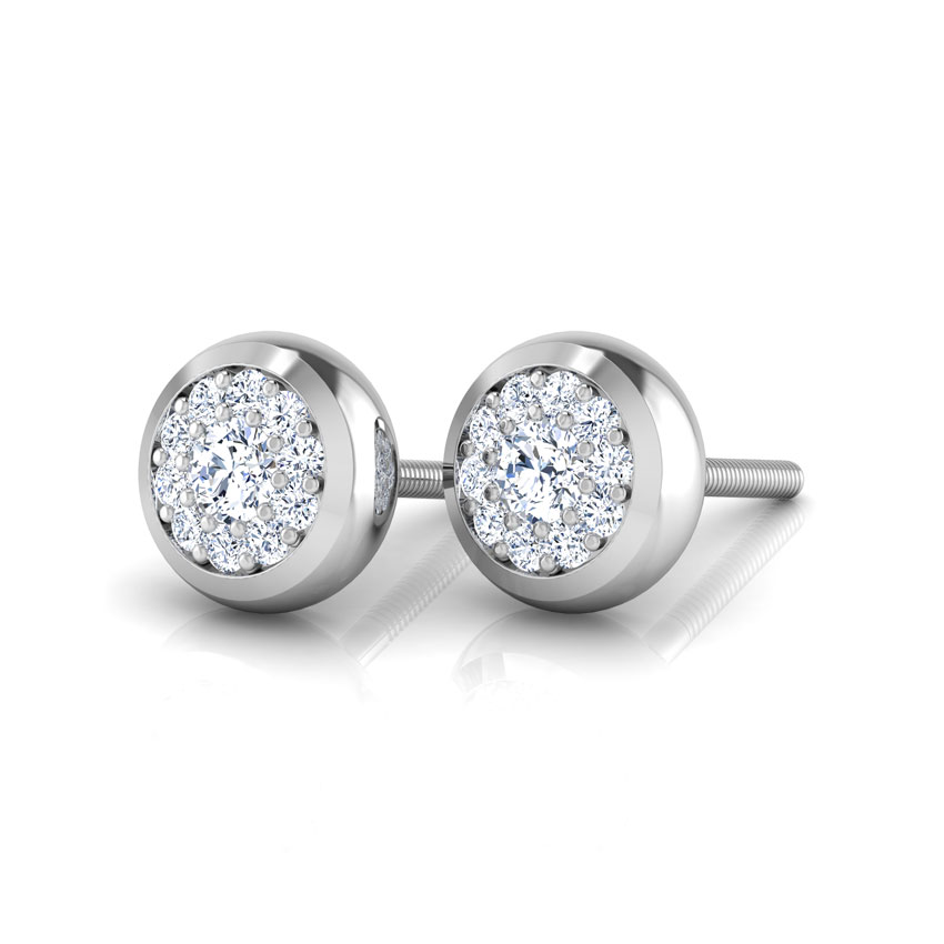 Halo Sparkle Earrings