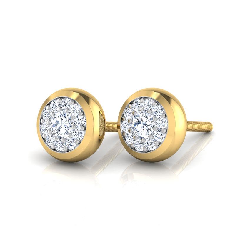 Halo Sparkle Earrings