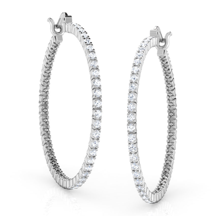 Thyra Hoop Earrings