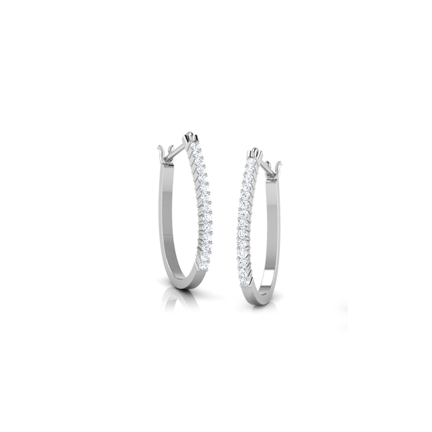 Colure Hoop Earrings