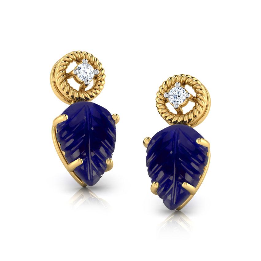 Blue Eden Earrings
