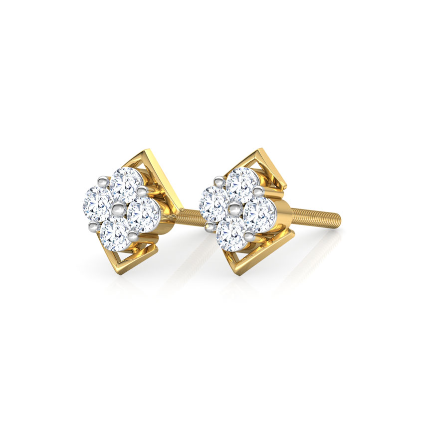 Niche Stud Earrings