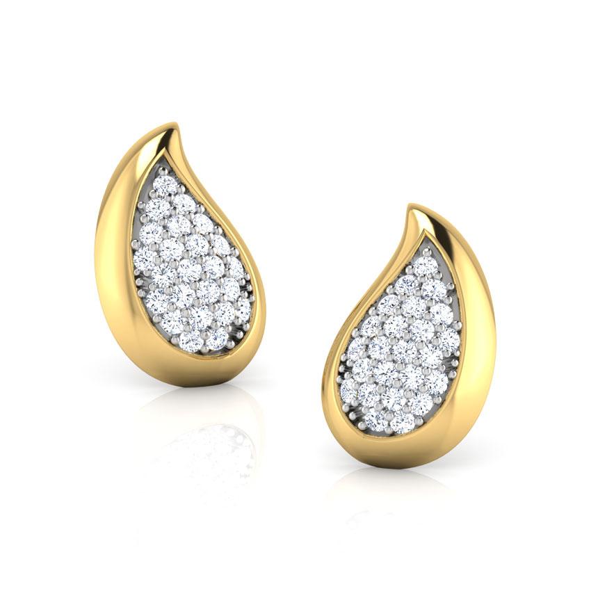 Afsheen Paisley Earrings