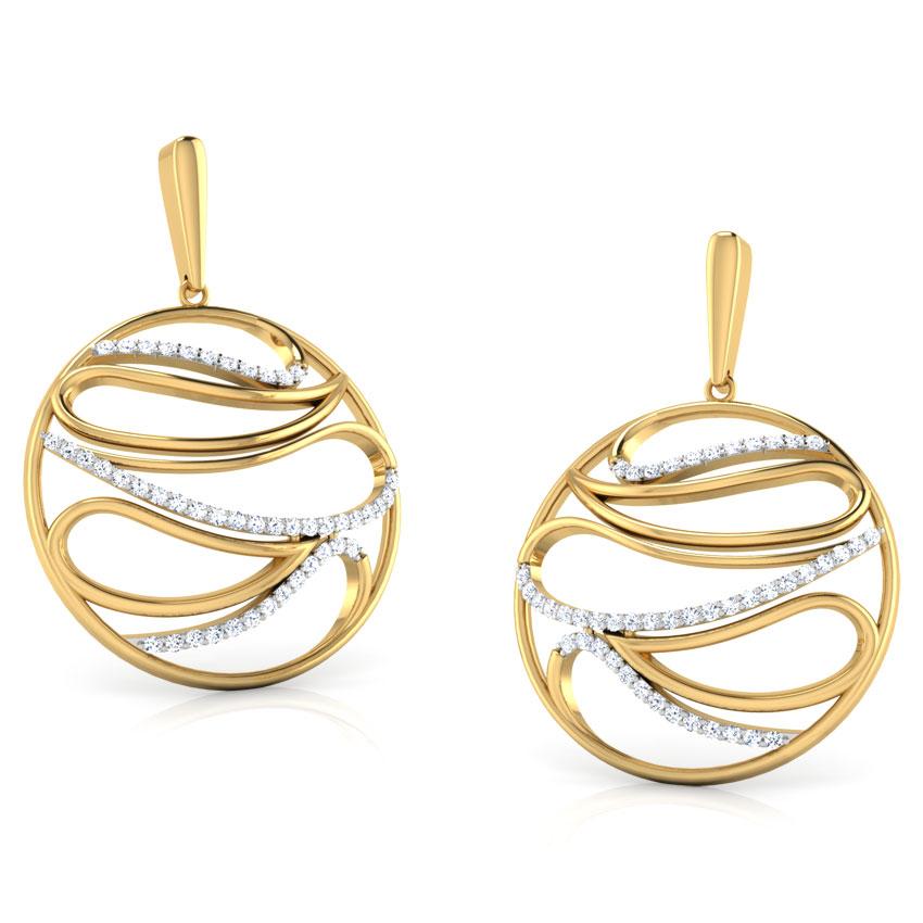 Isra Paisley Earrings