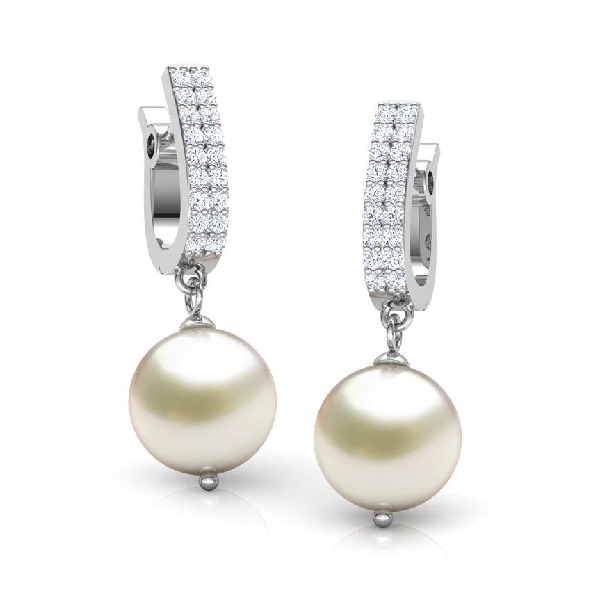 Ice Lolly Pearl Earrings