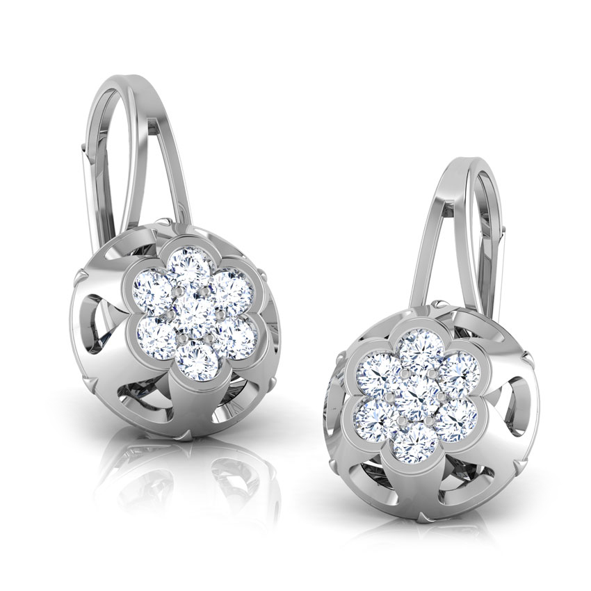 Lore Cluster Earrings