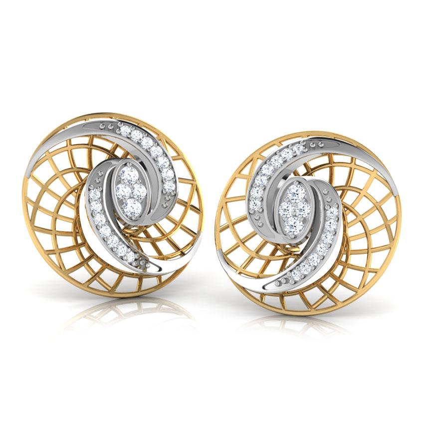 Abra Trellis Earrings