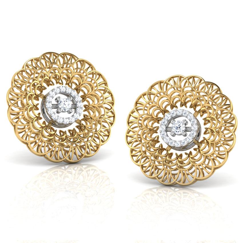 Paula Trellis Earring