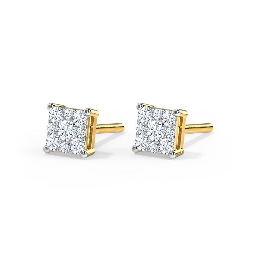 Isla Dazzle Stud Earrings