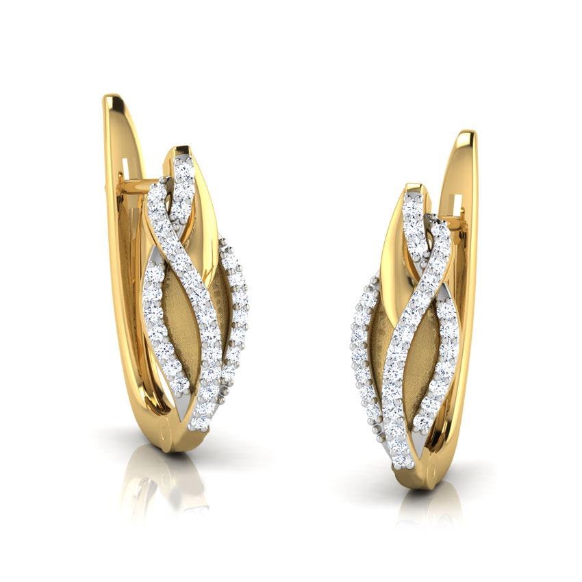 Bibi Leaf Earrings