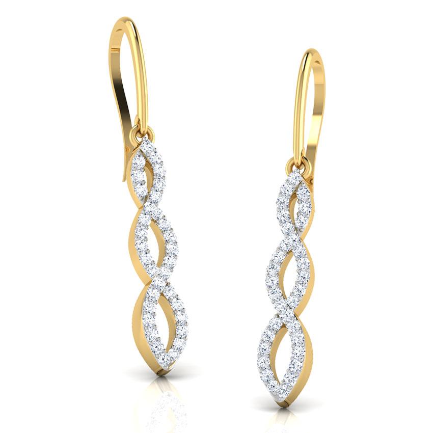 Callie Dribble Drop Earrings