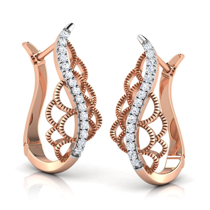 Keira Wave Earrings