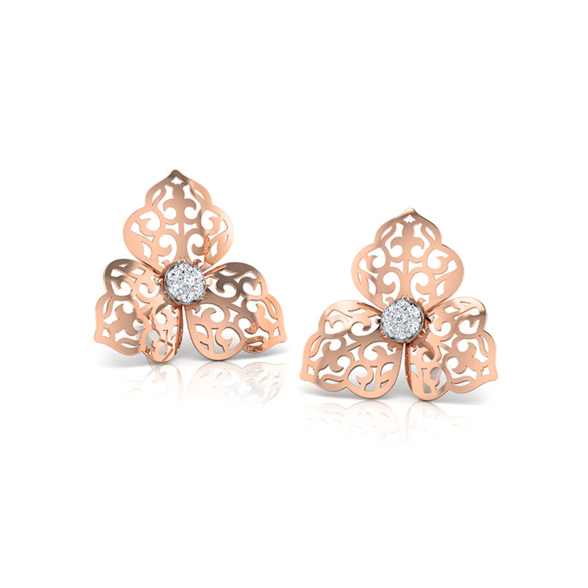 Comfortable Ear Tops Designs Small Images - Jewelry Collection ...