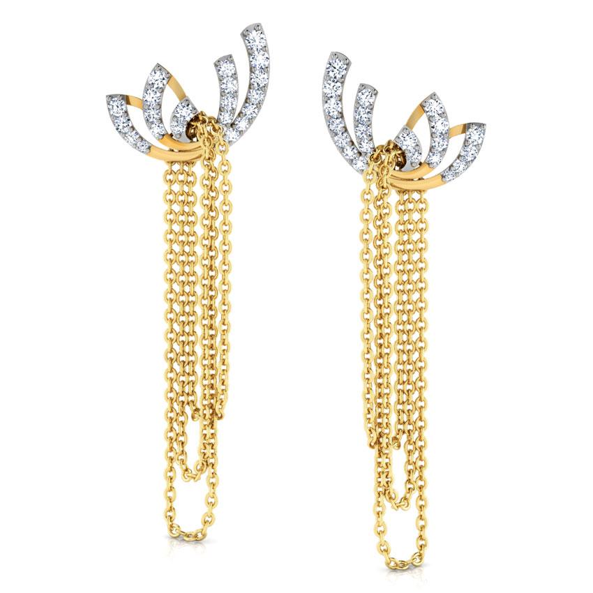 Haley Fringe Earrings