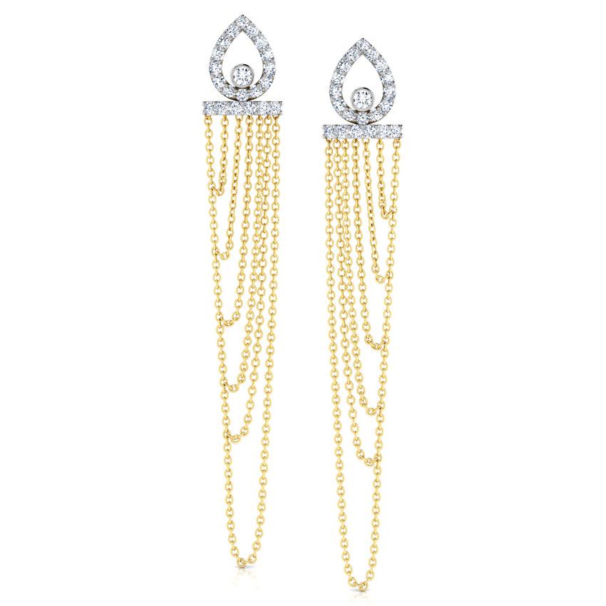Abbie Tassel Earrings