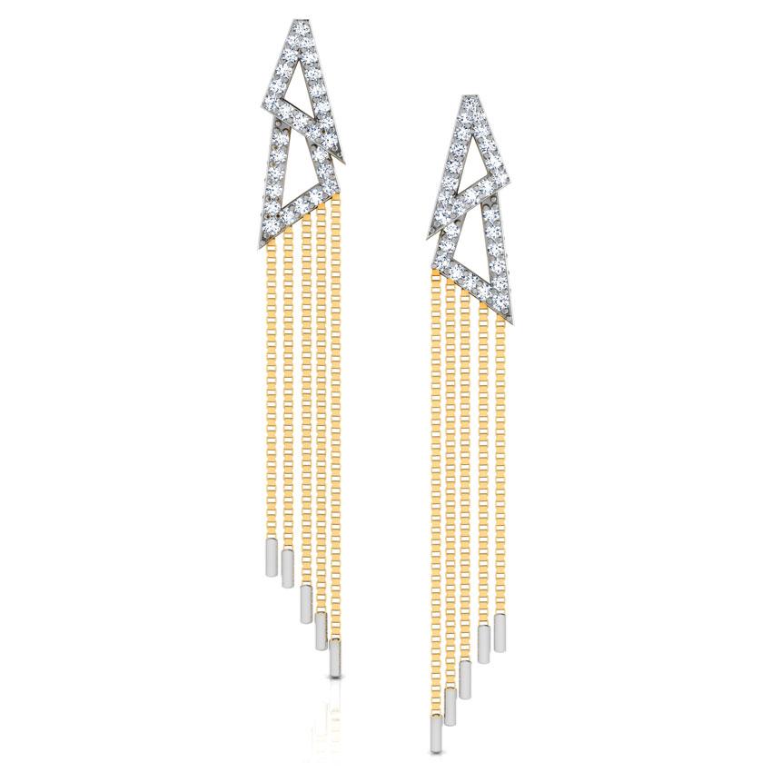 Tia Tassel Earrings