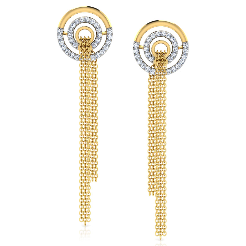 Serena Tassel Earrings