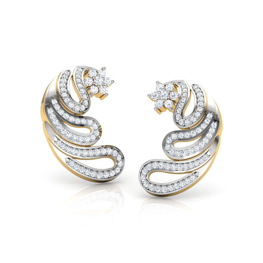 Kalka Stud Earrings