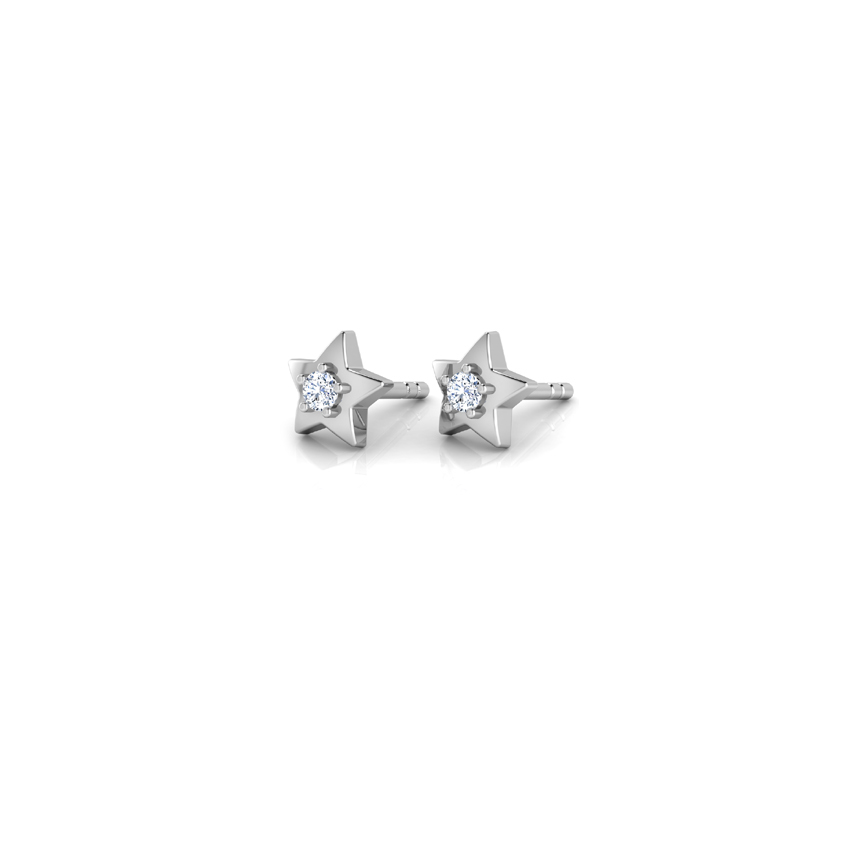 Star Struck Stud Earrings