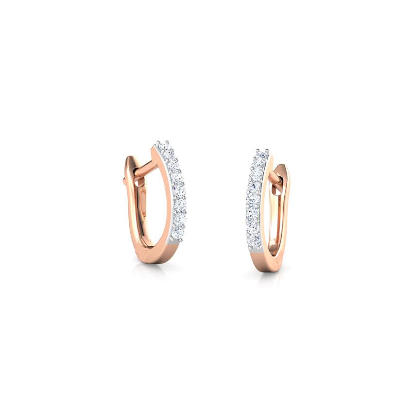 Linear Multi Pierced Earrings