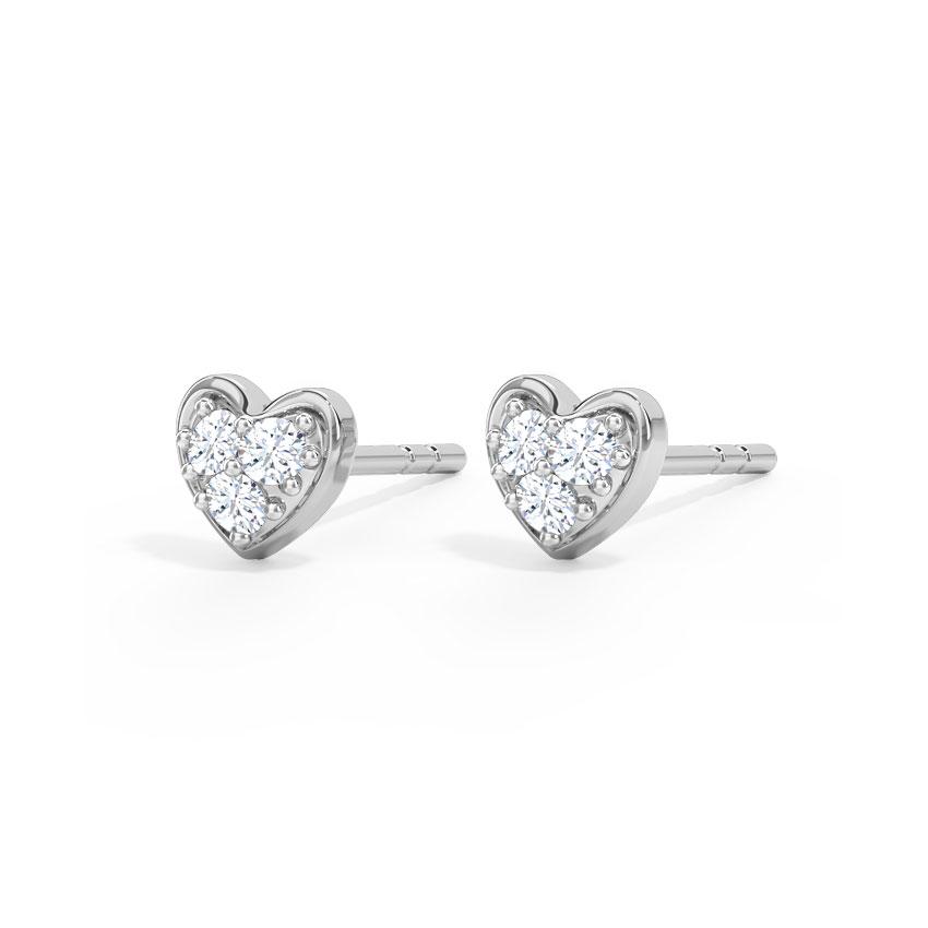 Amore Stud Earrings