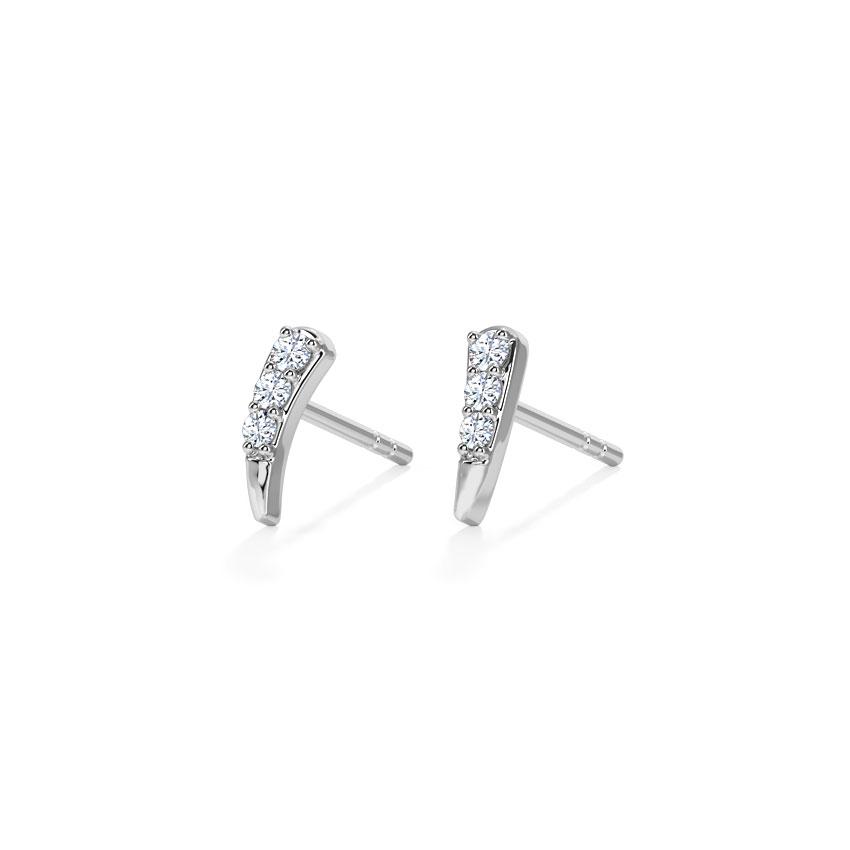 Arch Multi Pierced Earrings