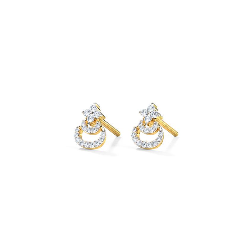 Aksh Stud Earrings