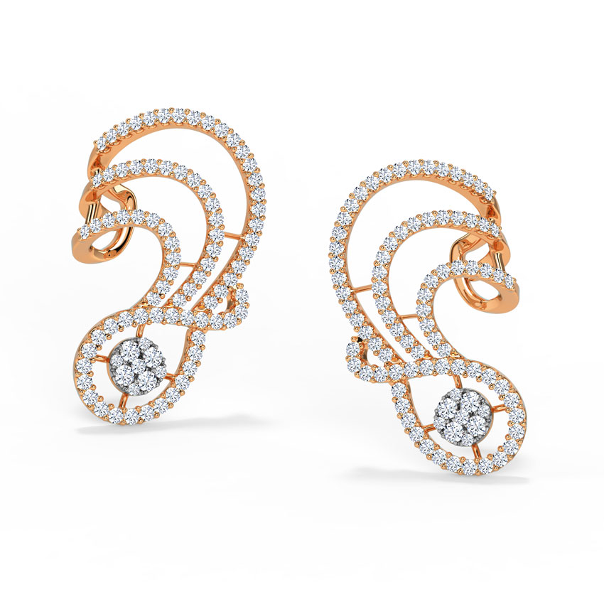 Laurenita Ear Cuffs