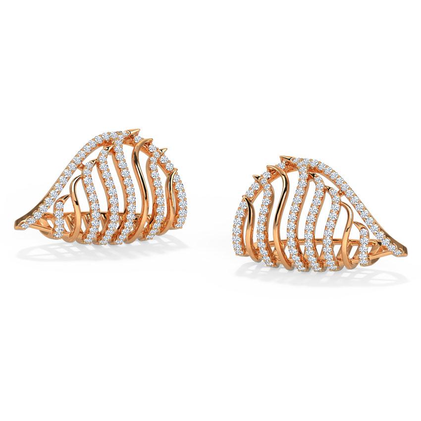 Windchime Hug Earrings