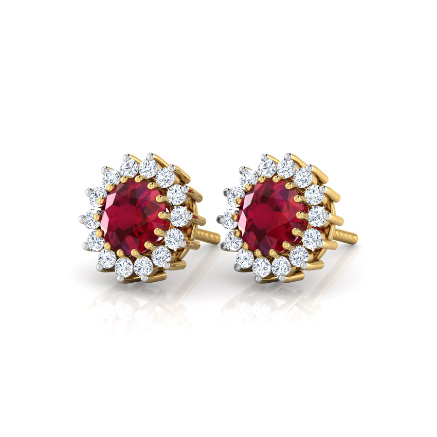 Classic Spark Stud Earrings