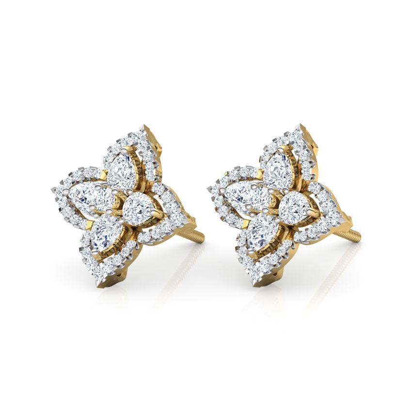 Glimmer Stud Earrings