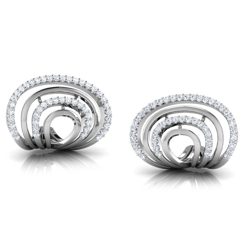 Multi Curve Hug Earrings