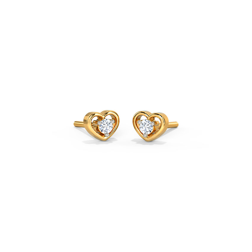 Little Love Stud Earrings
