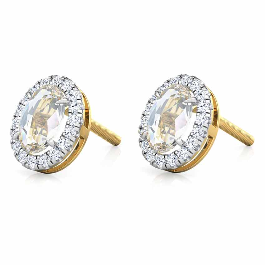 Aleeza Bloom Stud Earrings