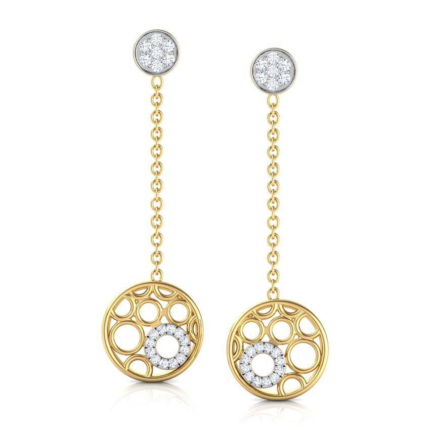 Bubbles Drop Earrings