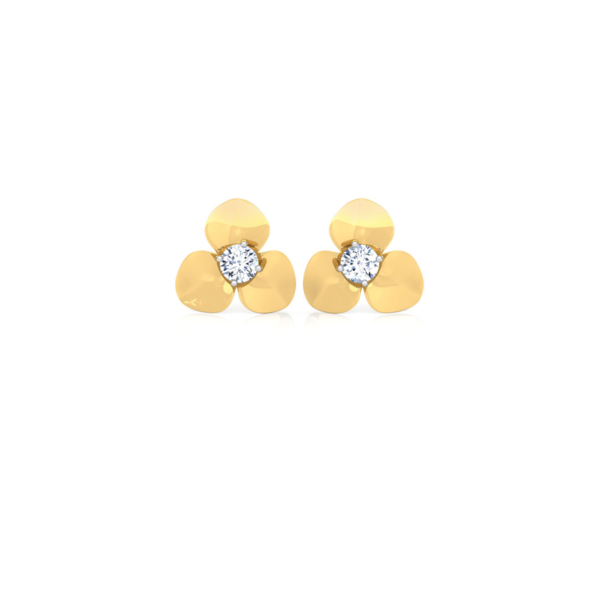 Alina Bloom Stud Earrings