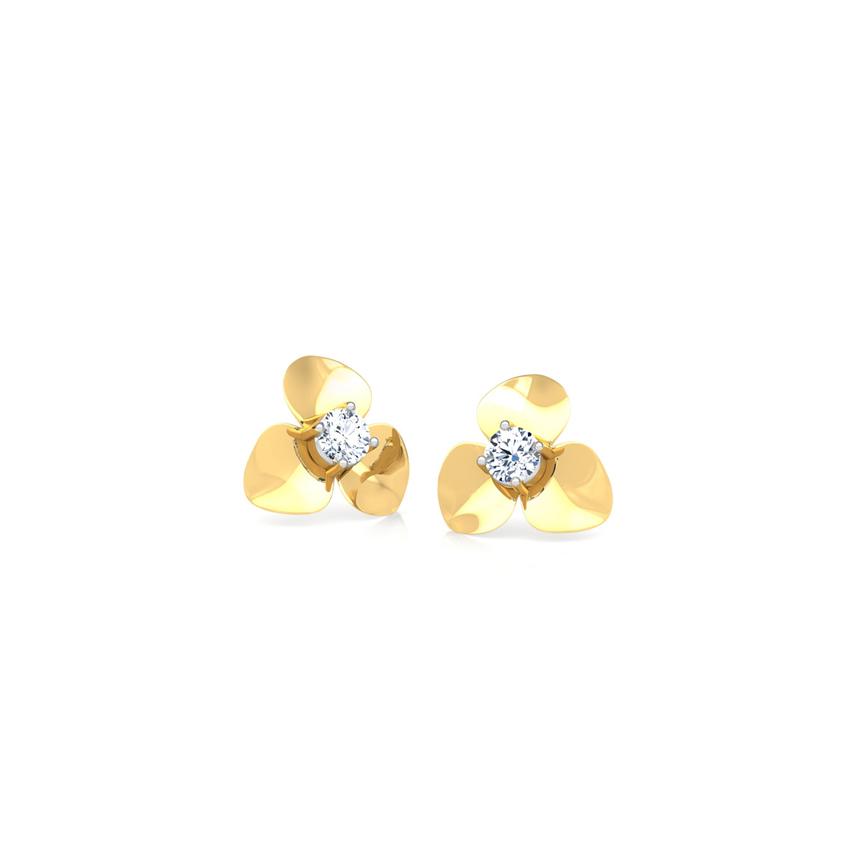 Alina Bloom Stud Earrings