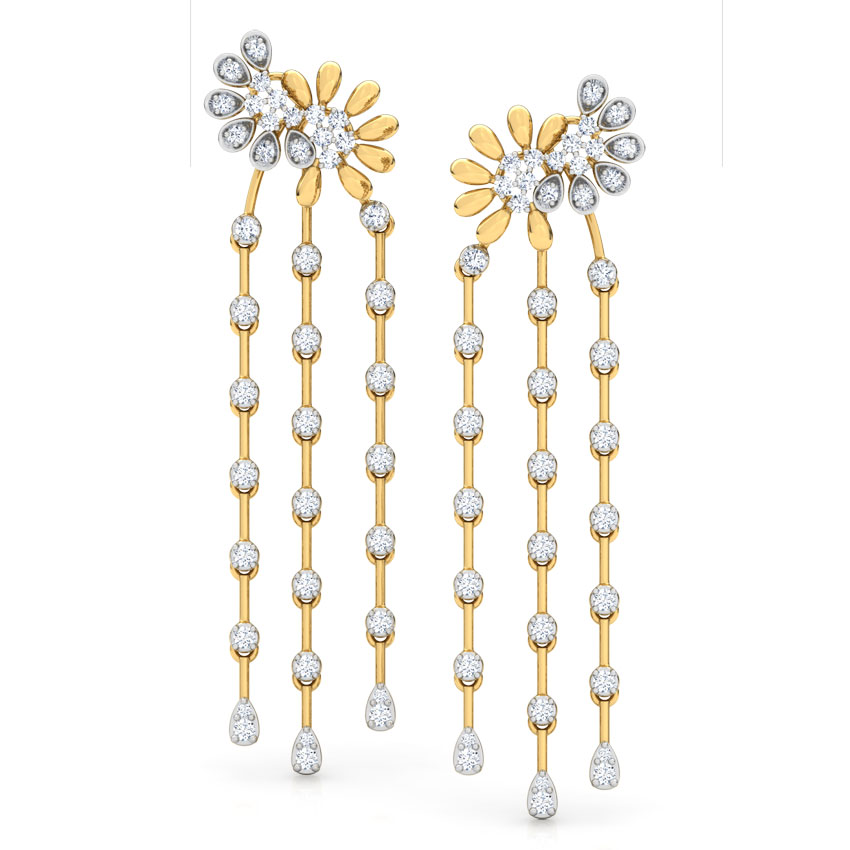 Blossom Chandelier Earrings