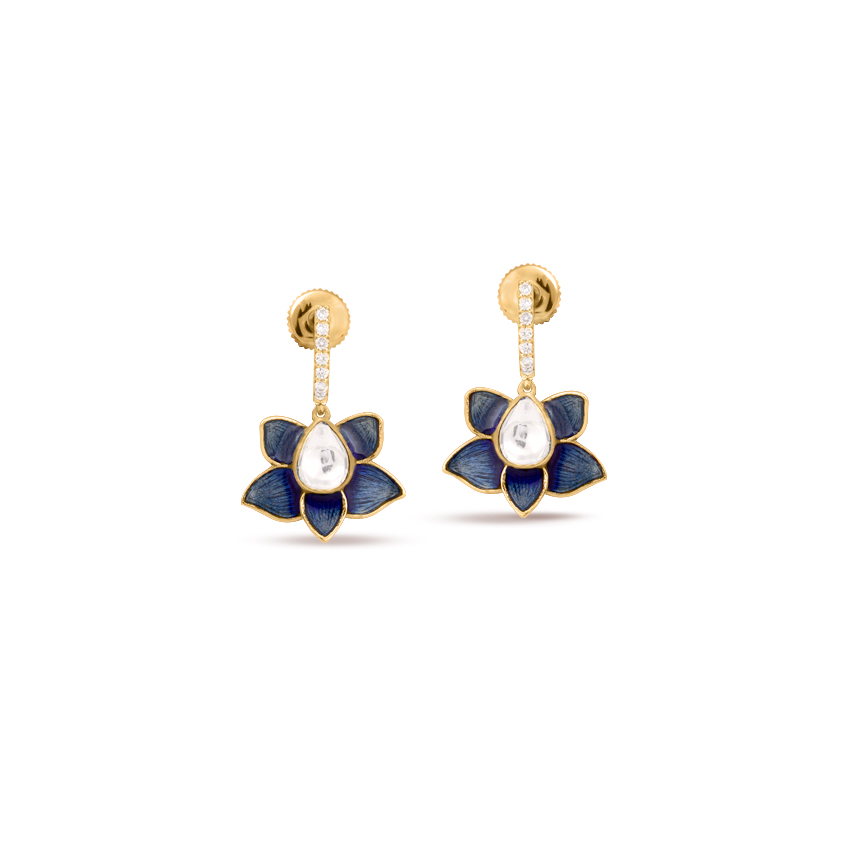 Samara Bloom Drop Earrings