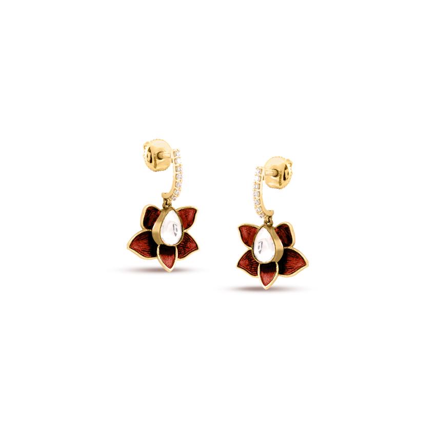 Rosy Bilor Drop Earrings
