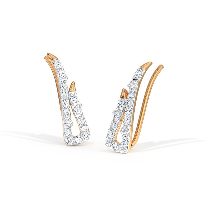 Trigon Ear Cuffs