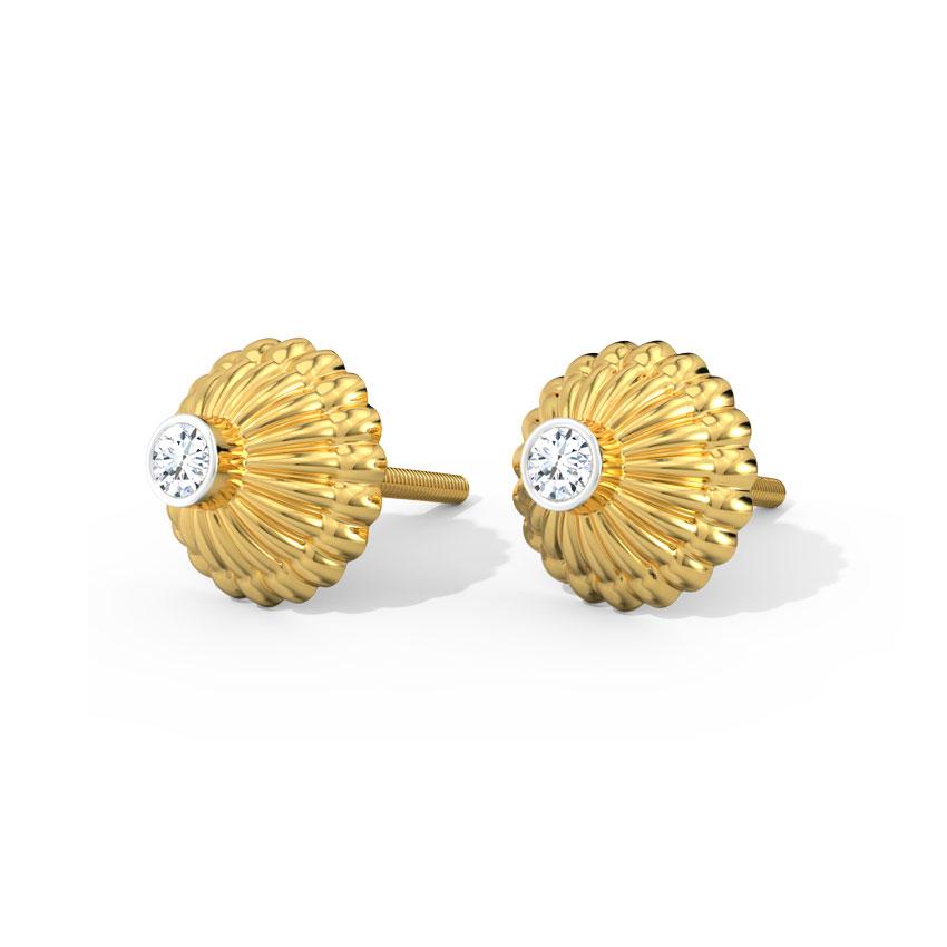 Ananya Circlet Stud Earrings